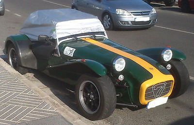 CabCover Frost Free Windows & Heat/UV Protection for the Caterham 7 Seven S3