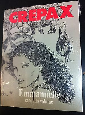 EMMANUELLE SECONDO VOLUME - Guido Crepax  - SUPPL. A  BLUE n° 25 - in blister