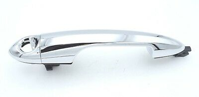 FITS ALFA ROMEO MITO 0.9 1.4 TWINAIR RIGHT DRIVER SIDE CHROME OUTER DOOR HANDLE