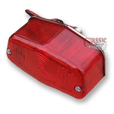 Lucas 564 style rear light stop and tail light