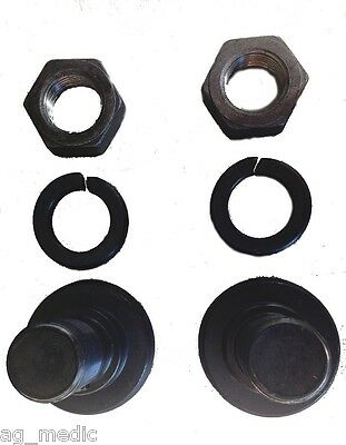 "Replacement Howse (Hico) Blade Bolt Kit Code  HL418  3-1/2"" Overall Length"