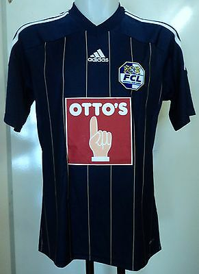 Lucerne 2011/12 S/s Home Shirt By Adidas Adults Size Medium Brand New With Tags