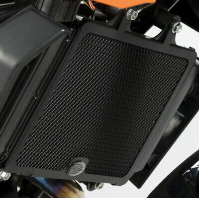 R&G Racing Radiator Guard Titanium For Yamaha 2014 YZF-R1 RAD0071TI