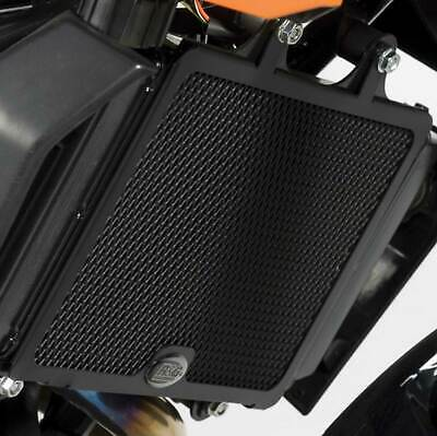 R&G Racing Radiator Guard Black For Suzuki 2014 SFV650 Gladius RAD0074BK