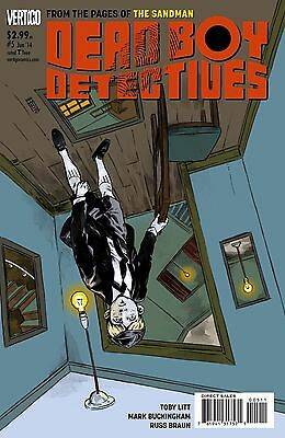 Dead Boy Detectives #5 (NM)`14 Litt/ Buckingham