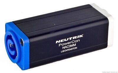 Neutrik PowerCon NAC3MM-1