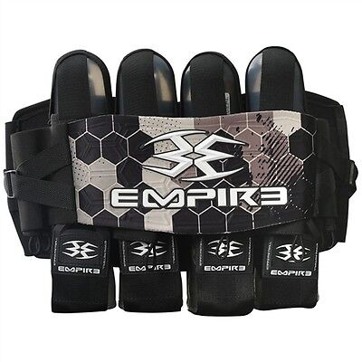 Empire Compressor Pack FT - Harness - paintball - 4+7 - Green Hex