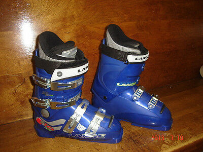 LANGE L10 team size youth boots