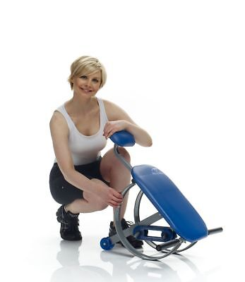 Bun Thigh Scooter - for Legs and Po__Es must not always Stepper be