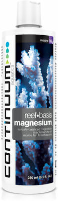 MAGNESIUM ADDITIVE FOR REEF AQUARIA (High Quality great value) Continuum 250ml