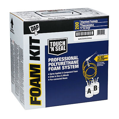 Touch 'n Seal U2-200 Spray closed Cell Foam Insulation Kit 200BF - FREE SHIPPING