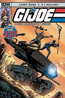 GI Joe #200 (NM)`14 Hama/ Gallant (Cover A)