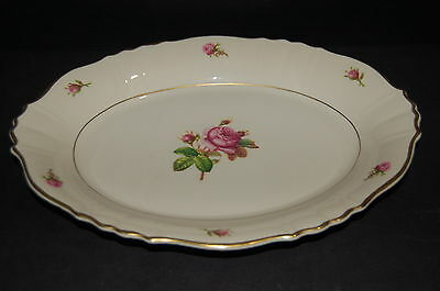 Syracuse Victoria Federal Small Oval Serving Platter