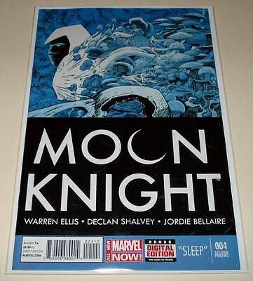 MOON KNIGHT # 4  Marvel Comic  Sept 2014   NM   2nd PRINTING VARIANT EDITION