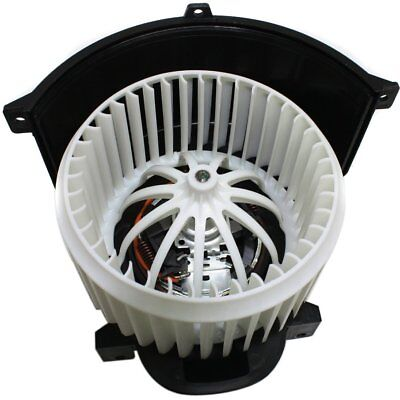 Blower Motor For 2004-2010 Volkswagen Touareg w/ blower wheel Front