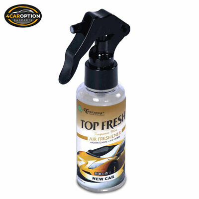 Fits New Car Fragrance Mist Spray Treefrog Tree Frog Top Fresh Air Freshener