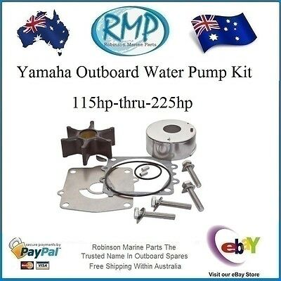 A Brand New Yamaha Water Pump Kit V4 V6 1984-1992 # R 6G5-W0078-00 Nice