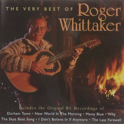 Roger Whittaker ( New Sealed Cd ) The Very Best Of / Greatest Hits