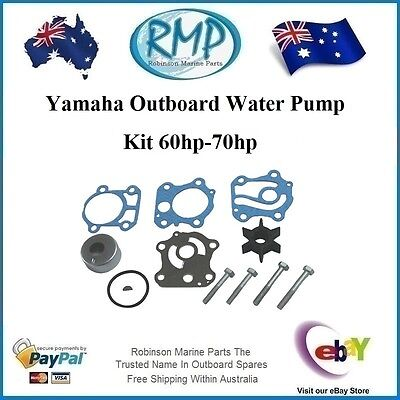 A Brand New Yamaha Outboard Water Pump Kit 60hp-70hp # R 6H3-W0078-00