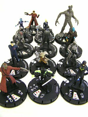 HeroClix Guardians of the Galaxy Movie Set - Miniatur aussuchen
