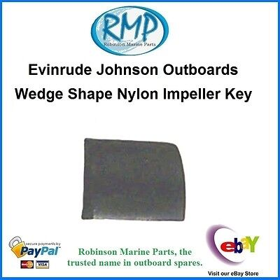 A Brand New Evinrude Johnson Water Pump Impeller Key 40hp-thru-75hp # R 334897