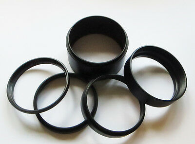 High Quality T/T2 / M42X0.75mm Extension Tube 3mm, 5mm, 6mm, 10mm and 20mm, NEW