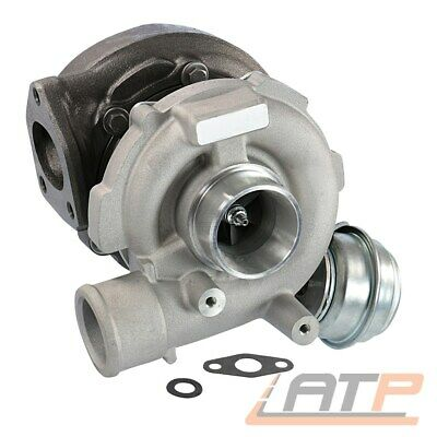 ABGAS-TURBO-LADER BMW E39 E60 525d BJ 00-04