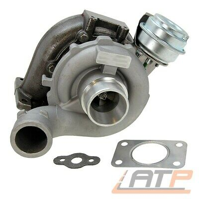 Abgas-Turbo-Lader Audi A4 B5 A6 C5 A8 4D 2.5 Tdi Motorcode Afb Akn Ab Bj 97