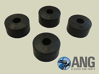 TRIUMPH DOLOMITE, TOLEDO REAR TIE BAR OUTER MOUNTING BUSHES (4) 152767