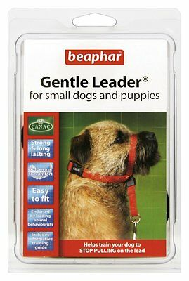 Beaphar Gentle Leader Small Black