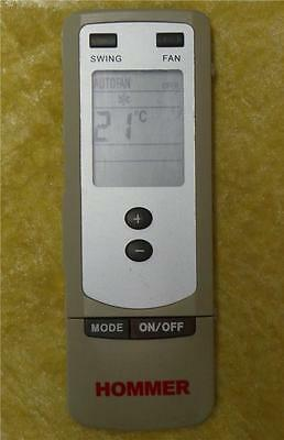 Replacement Remote Control for GREE Air Conditioner - Y512