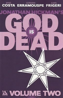 God Is Dead Vol 2 Tpb Hickman (Avatar Comics)