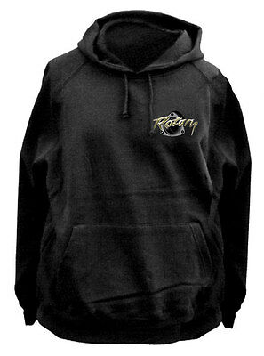 MAZDA ROTARY FLEECY HOODIE BLACK All sizes