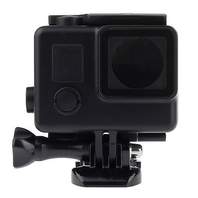 SHOOT Black Waterproof Diving Housing Case Protective Cover for GoPro Hero 4 3+
