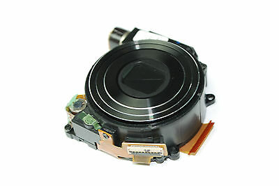 Camera Lens Zoom Unit Replacement Part for Samsung PL150 Camera Black A0308
