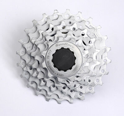 Sunrace Bicycle Cassette Sprocket 11-24T 7 Speed