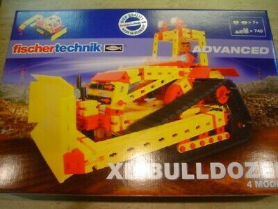 Fischer Technik 505280 XL Bulldozer