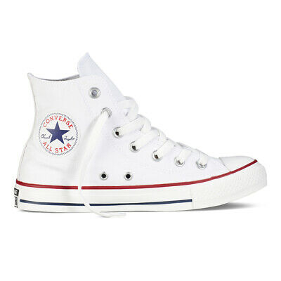 CONVERSE CHUCK TAYLOR All Star Sneaker High Top Schuhe Optic