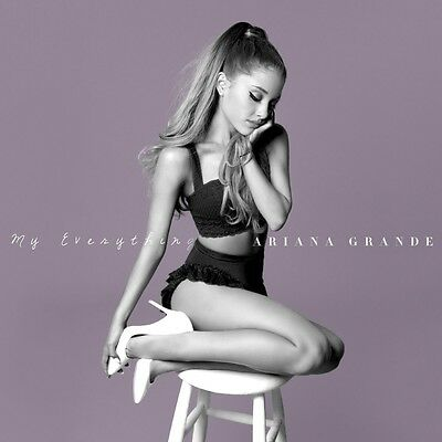 Ariana Grande - My Everything (Deluxe Edition)  Cd Neu