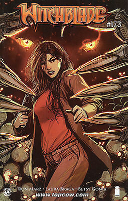 Witchblade #173 (NM)`14 Seeley/ Braga