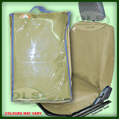 Range Rover Sport From 2010 Waterproof Front Seat Covers Sand DA2839SAND