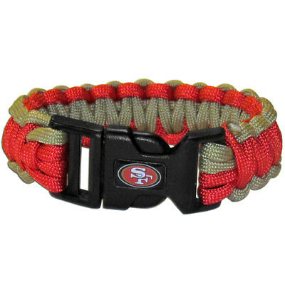 NFL Officially Licensed Paracord Survival Bracelet Choose Your Team
