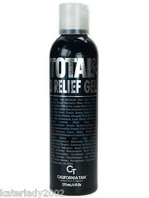 (10,86€/100ml) California Tan Total RX Relief Gel (175ml) - After Sun