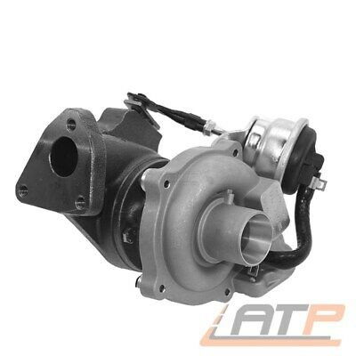 Abgas-Turbo-Lader Opel Corsa D 1.3 Cdti Ab 07/06 Motorcode Z 13 Dtj 55 Kw