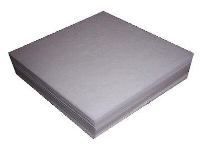 """Cut-Away Machine Embroidery Stabilizer Backing 12x10"""" Precut Sheets For 5x7 Hoop"""