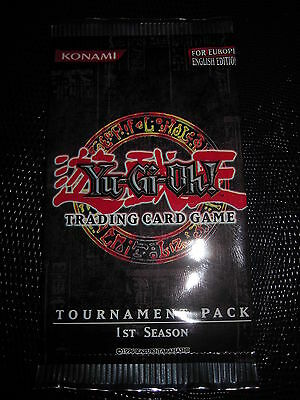 Yu-Gi-Oh! Yugioh Ultra Rare Booster Tournament Pack 1 Tp1 Unsearched Mint Sealed