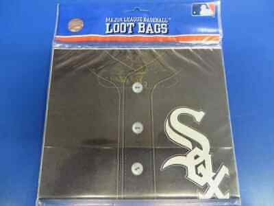 Detroit Tigers MLB Pro Baseball Sports Banquet Party Favor Treat Sacks Loot Bags