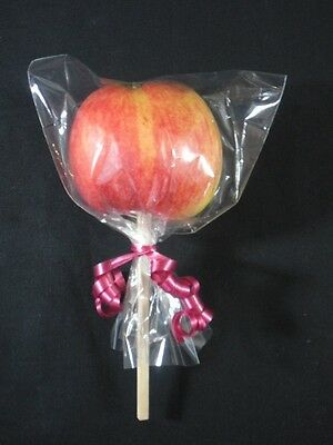 x50 (5.25 inch X 8inch) Toffee Apple Bags