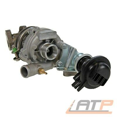 Abgas-Turbo-Lader Smart City-Coupe 0.6 + 0.7 Bj 01/01 - 01/04