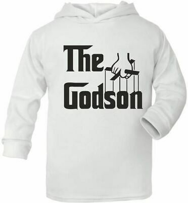 The Godson Cute Present Baby New Born Gift Supersoft Baby Hoodie